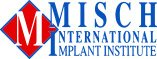 Misch internation implant institute logo