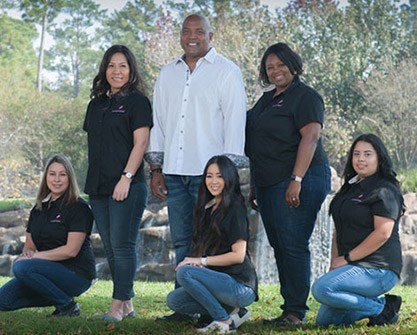 The Castleberry Center team