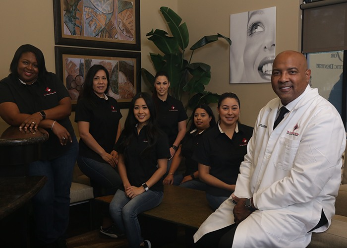 Castleberry Center dental team